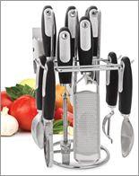 Accesorios del chef estos accesorios de cocina de acero for Accesorios para chef