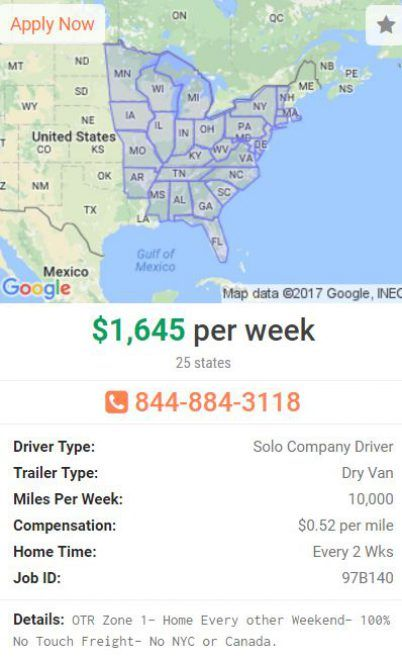 Driving Jobs Nyc >> 5 Fmcsa Visor Cards All Truck Drivers Should Have On Hand