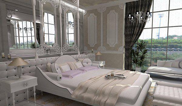 15 Modern Vintage Glamorous Bedrooms | Mtotomrembo Home decor ...