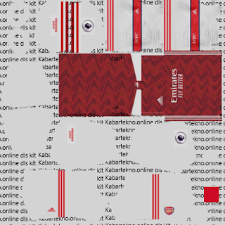 all new arsenal 20 21 dls kit and logo