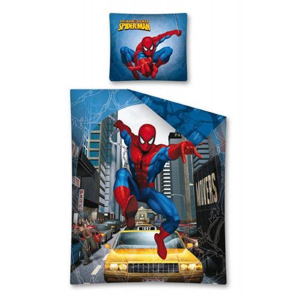 spiderman sengetøj voksen