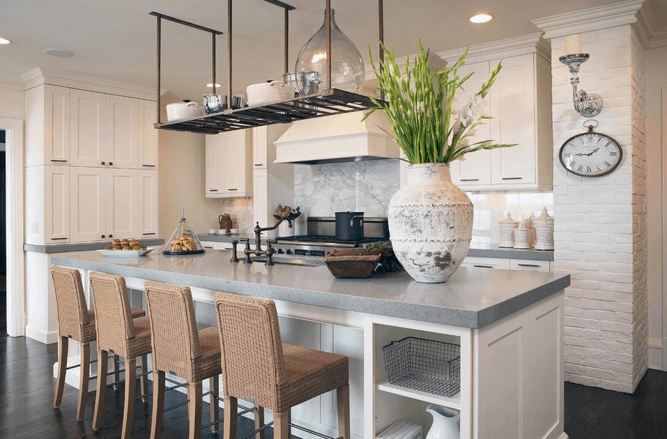 59 beautiful and great kitchen island ideas white kitchen island kitchen cabinets grey on kitchen island ideas white quartz id=38074