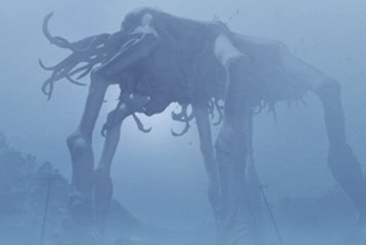 The Mist Monster Giant Monster Movies Movie Monsters Mists