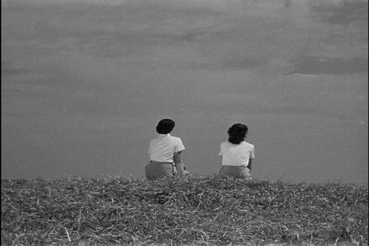 Early Summer (1951, Yasujirô Ozu) / Cinematography by Yûharu ...