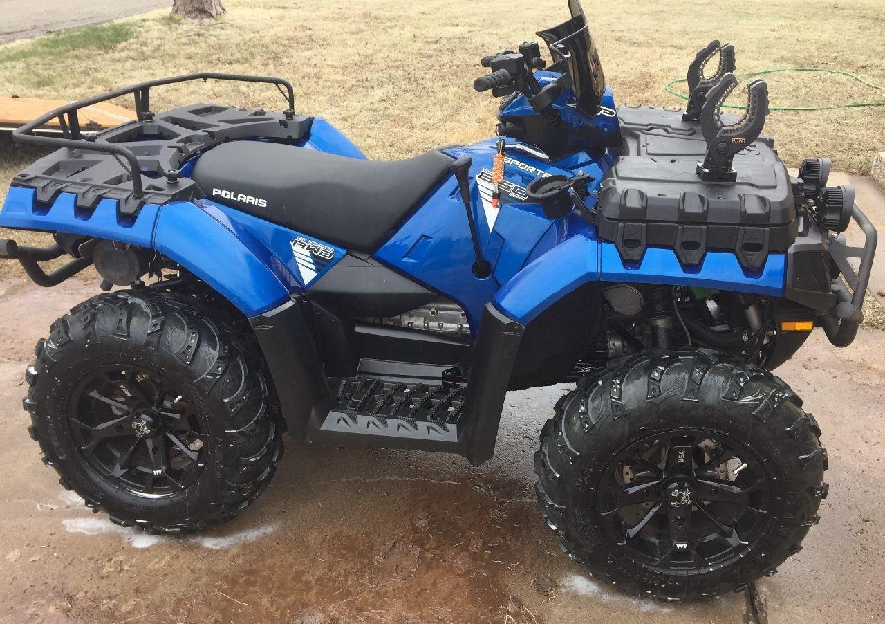 Used 2013 Polaris SPORTSMAN XP 850 H.O. EPS ATVs For Sale