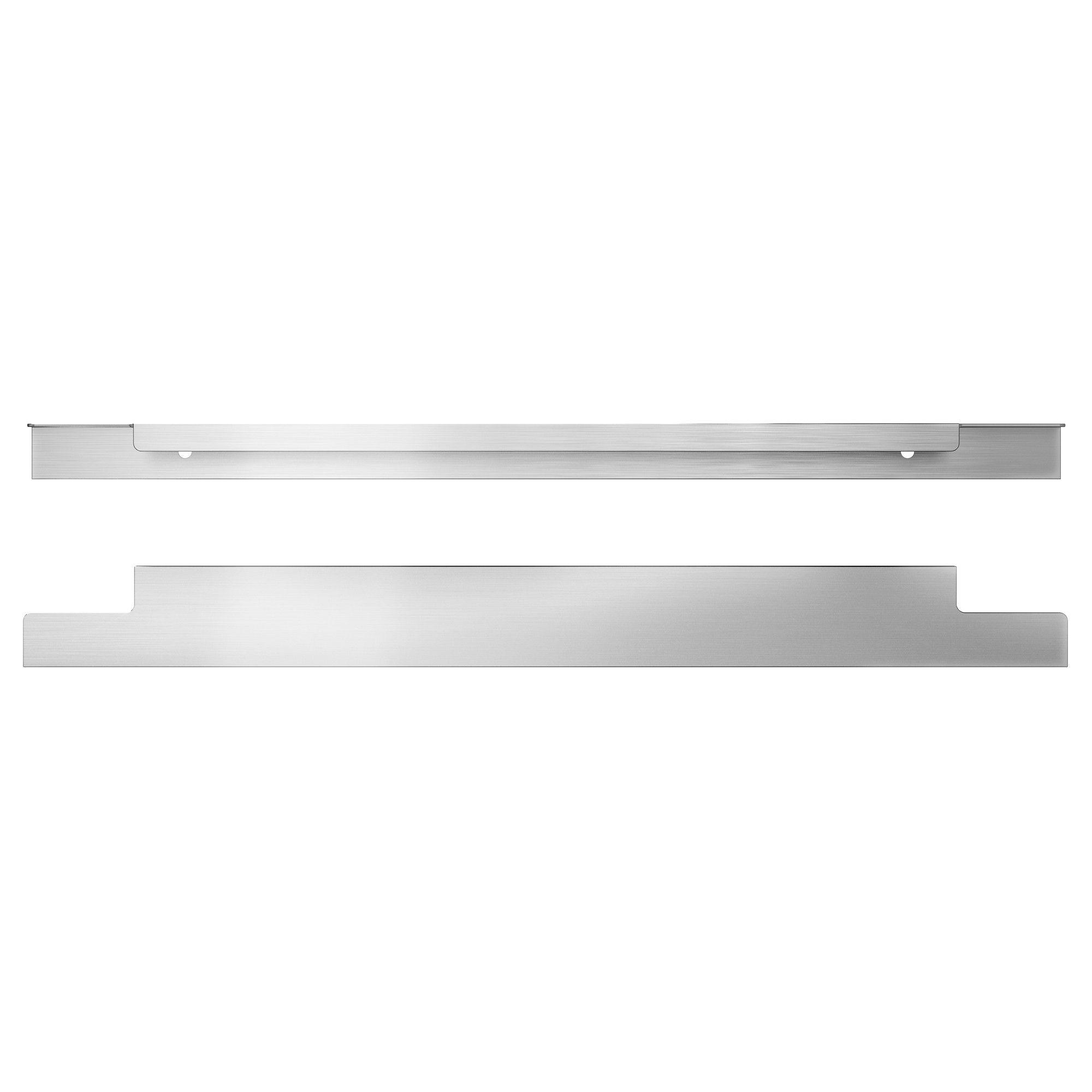 Ikea Kitchen Hardware: BLANKETT Handle, Aluminum
