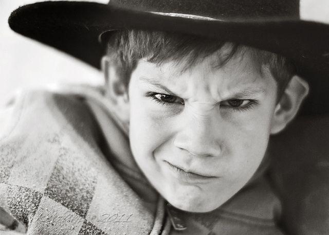 Cowpoke Johnny by Andrew Kufahl, via Flickr
