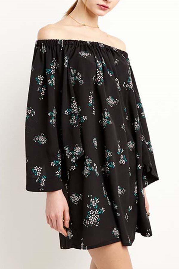 Off The Shoulder Casual Dresses