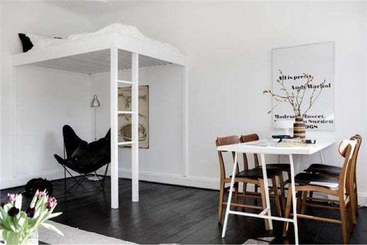 Arredare un monolocale di 35 mq Design appartamenti