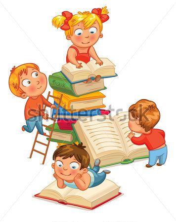 Lectura Infantil Dibujos Animados Kids Reading Books Kids