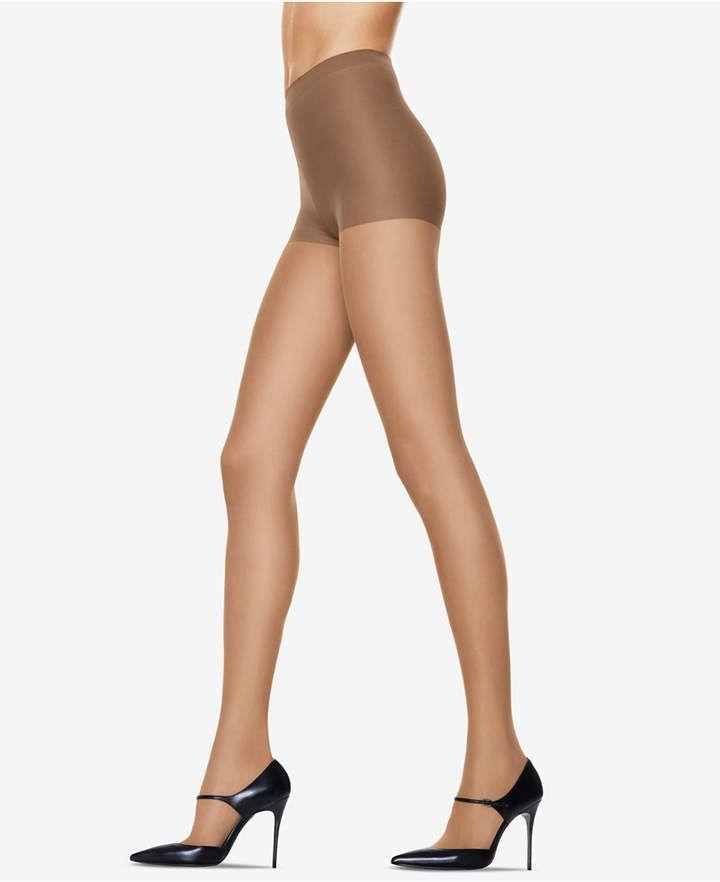 850efade1 Hanes Women s 6pk Silk Reflections Control Top Sandalfoot Silky Sheers 717