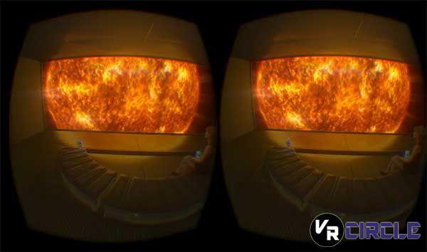 Oculus Rift Sunshine Observation Deck Demo Oculus Rift Oculus Rift