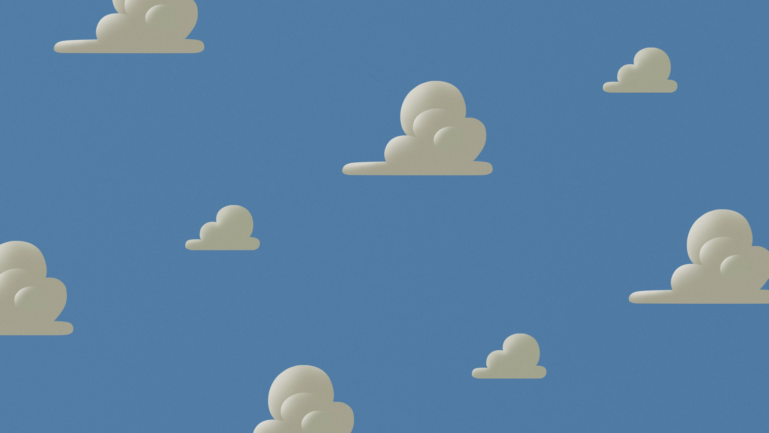 Give Your Desktop A Break With These Relaxing Wallpapers Toy Story Clouds Aesthetic Desktop Wallpaper Cloud Wallpaper
