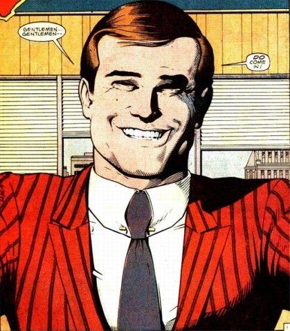 Resultado de imagem para maxwell lord justice league international dc comics
