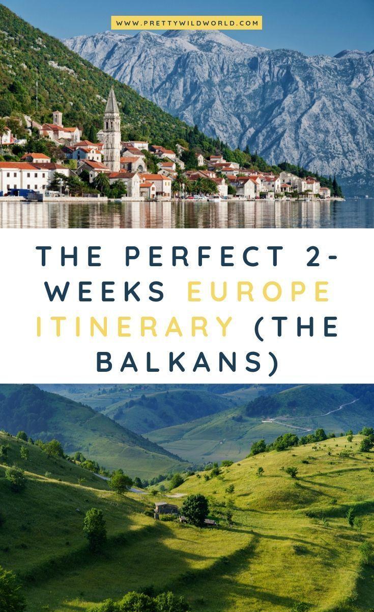 2.5 weeks europe itinerary: travel around the balkansbus