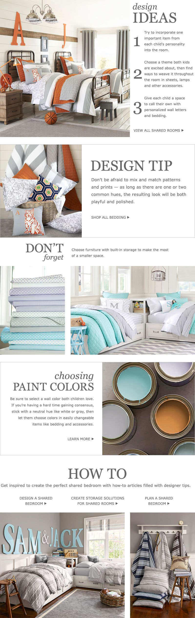 Pottery Barn Girls Bedrooms In Love With This Aqua Bedding Pottery Barn Kids Shared Room