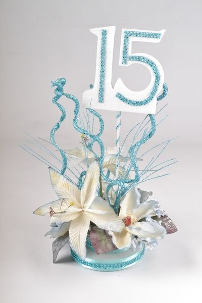 "DIY 18"" Latex Flowers with ""15"" on Center DQ95 DIY and"