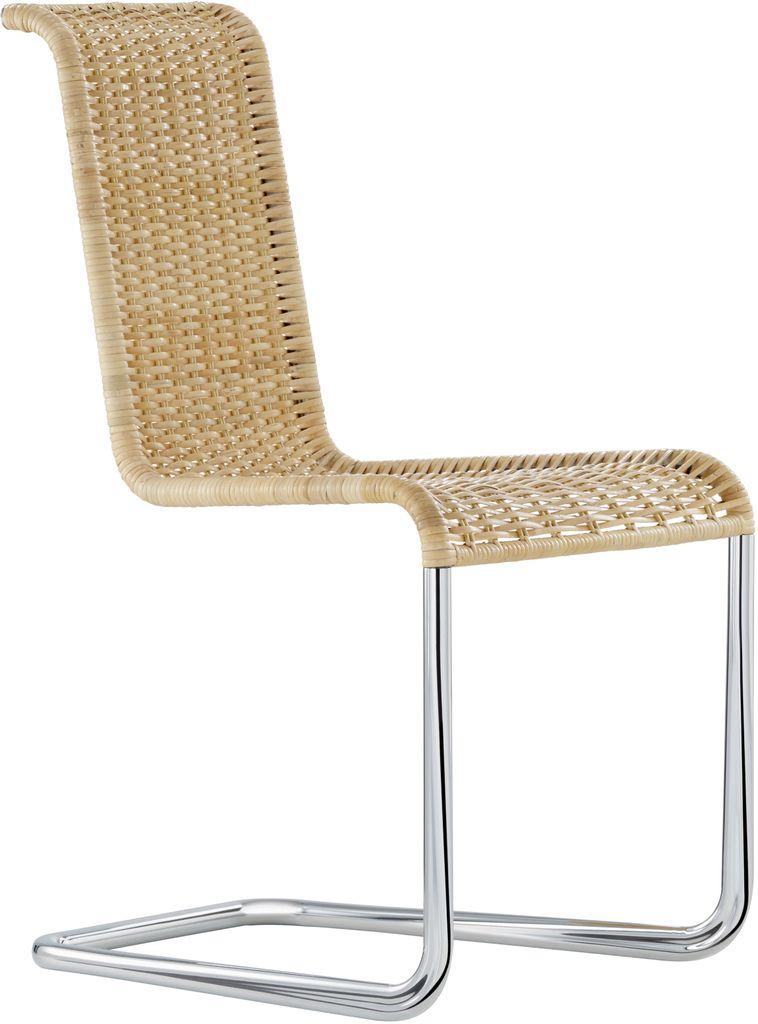 Stühle Geflochten stuhl freischwinger geflecht dekoration ideen