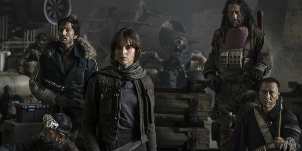 The Two Oscars Star Wars: Rogue One Has A Shot At Winning