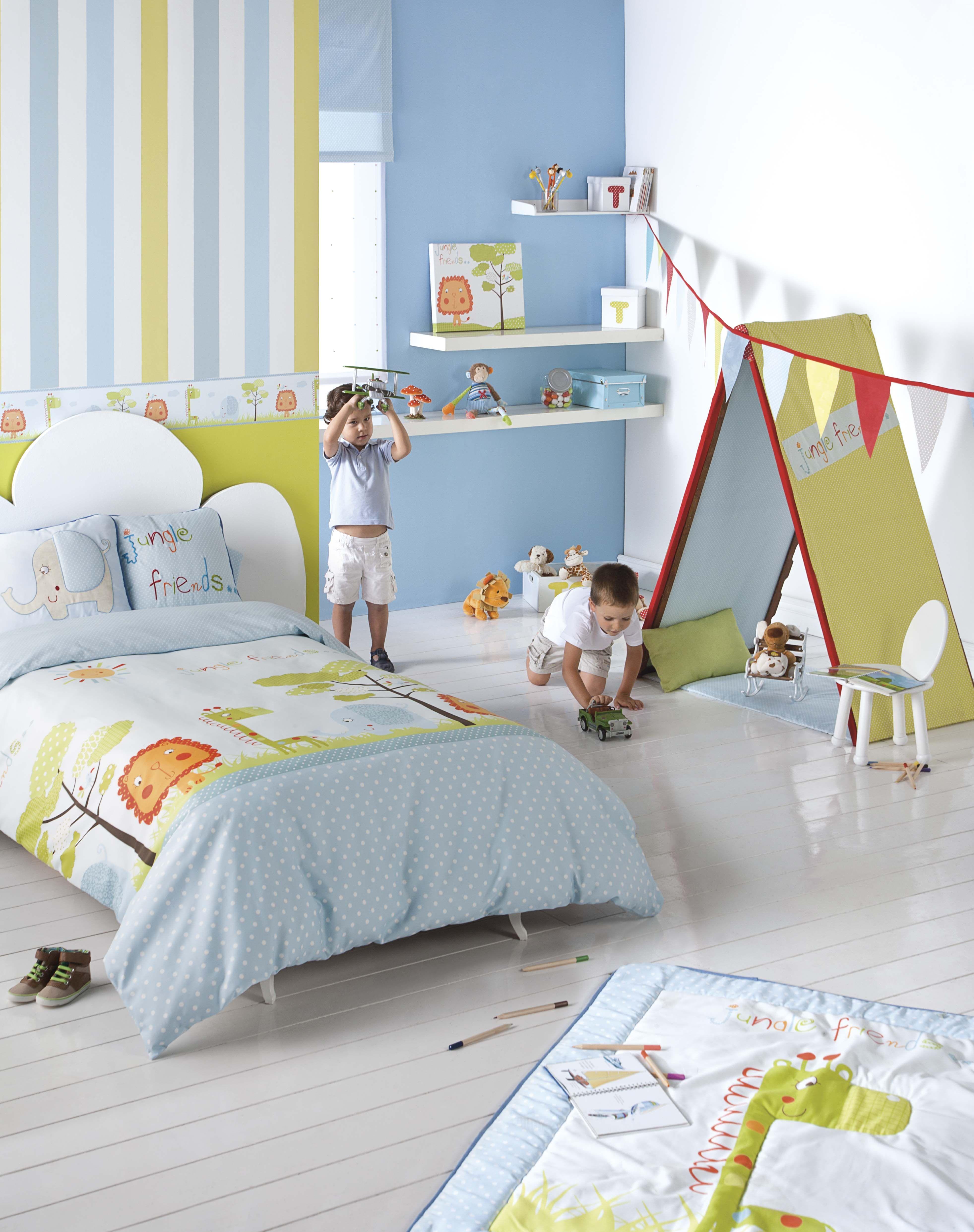 idea para el dormitorio de tu hijo o hija