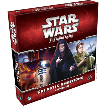 Star Wars The Card Game Galactic Ambitions Walmart Com In 2020 Card Games Set Card Game Star Wars Games