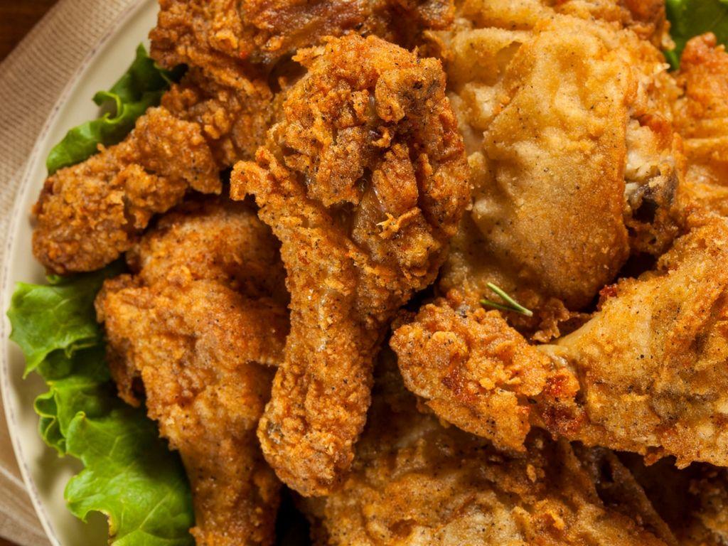 Paleo Fried Chicken Zuvii From The Makers Of Wedo Banana Flour Jamaican Fried Chicken Recipe Chicken Recipes Fried Chicken Recipes