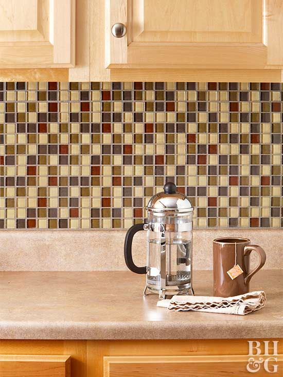 Update Your Kitchen With A New Backsplash Diy Kitchen Diy Tile
