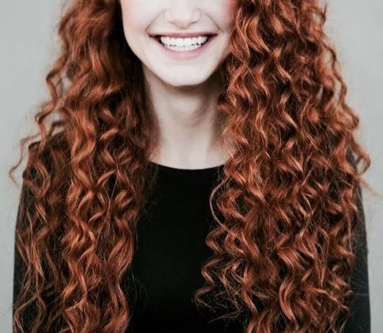 Madelaine Petsch Red Curly Hair Hair Styles Natural Red Hair