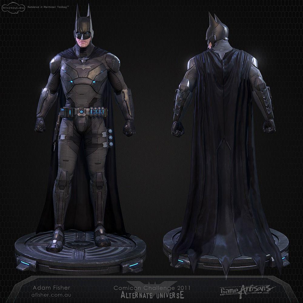 Incredible High Tech Batman Costume Design u2014 GeekTyrant & Incredible High Tech Batman Costume Design u2014 GeekTyrant   Nerd ...