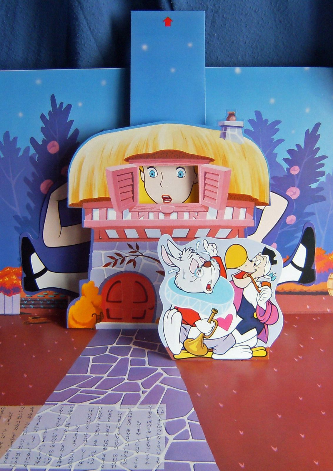 alice in wonderland pop up book ese disney s alice in white alice in wonderland pop up book ese