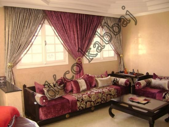 visualisation-décoration-salon-marocain.jpg (550×412) | interieurs ...