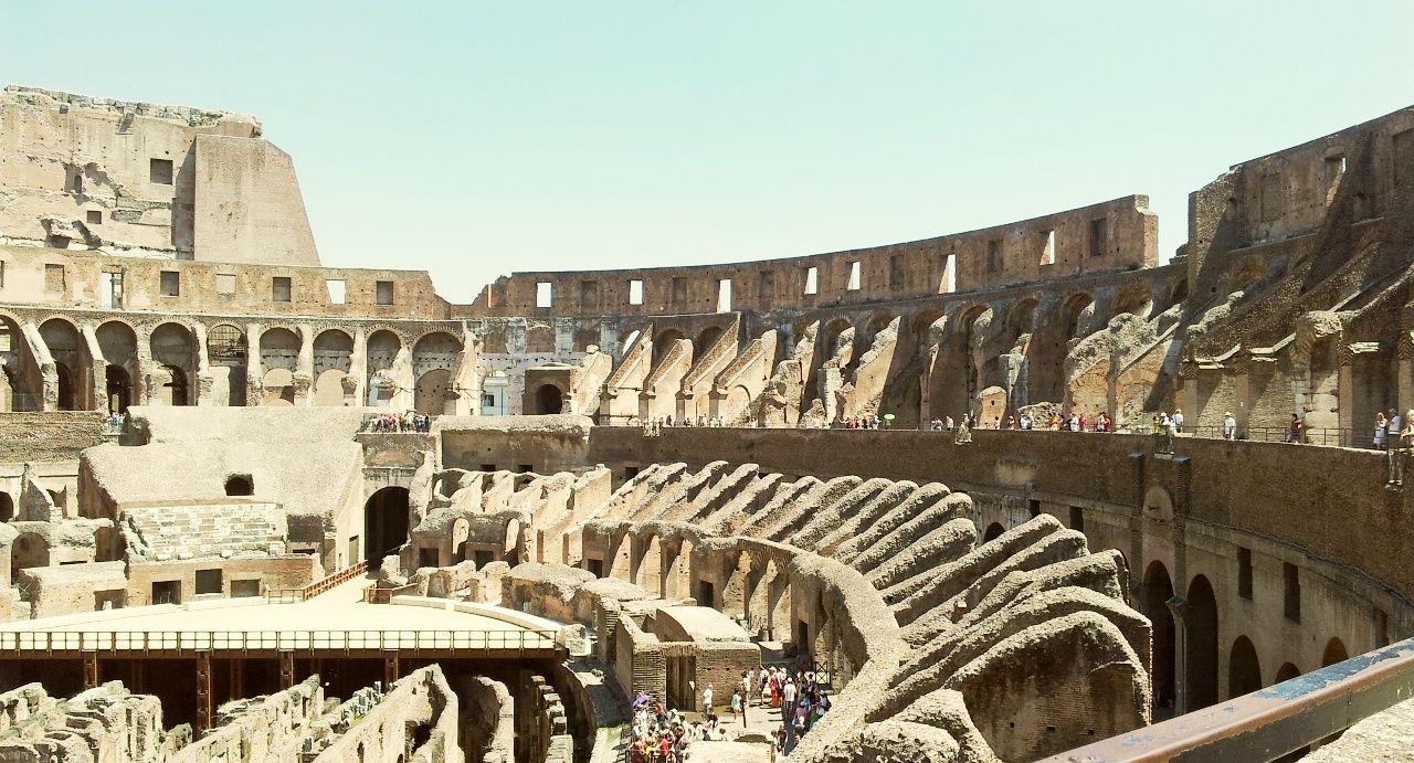 Colosseo. Roma. (Laura Ladrón de Guevara, 2012)