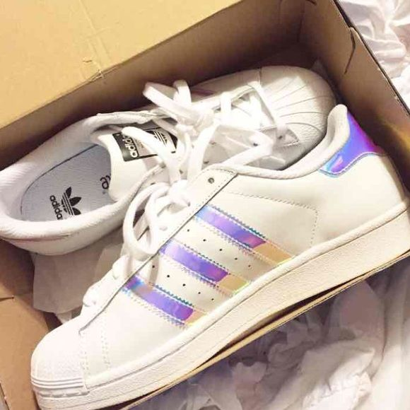 wholesale dealer d276f eea21 ... Shoe and Mens sho adidas Original Superstar Holographic The ultimate  90s throwback !! Sold out everywhere.