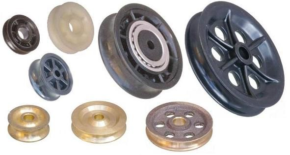 Sheaves A Sheave Is A Wheel Or Pulley With A Groove Designed To Fit Either A Belt Rope Or Cable In Power Transmission Sheave Belt Drive Pulley Transmission