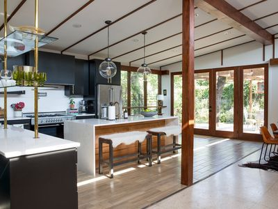 Enjoy your stay at our fabulous waco mid century modern home featured on fixer upper in season 2 this house was expertly remodeled by magnolia ho
