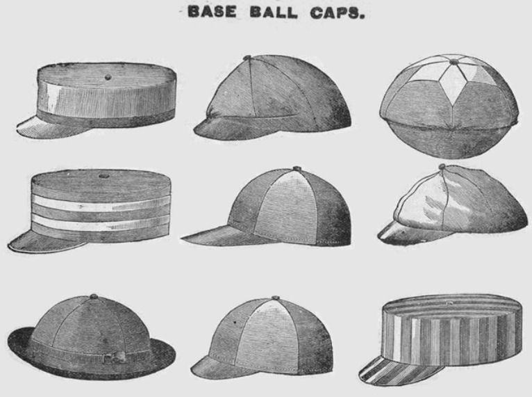Baseball Cap Types - Which one should I get? | Sports | Pinterest ...