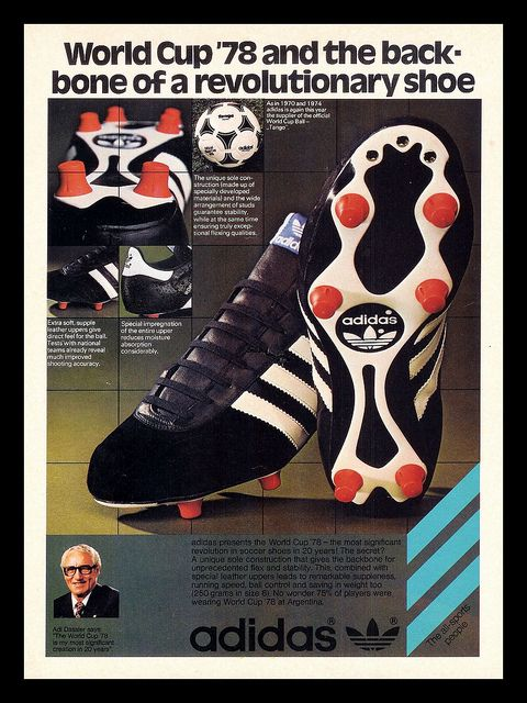 Adidas 1978 Adidas Soccer Boots Soccer Boots Soccer Shoes