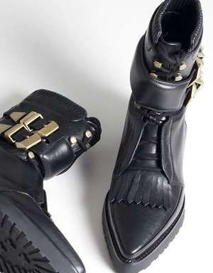 29067dd900b Alexander Wang Frankie Creeper Boots Profile Photo | Choooz ...