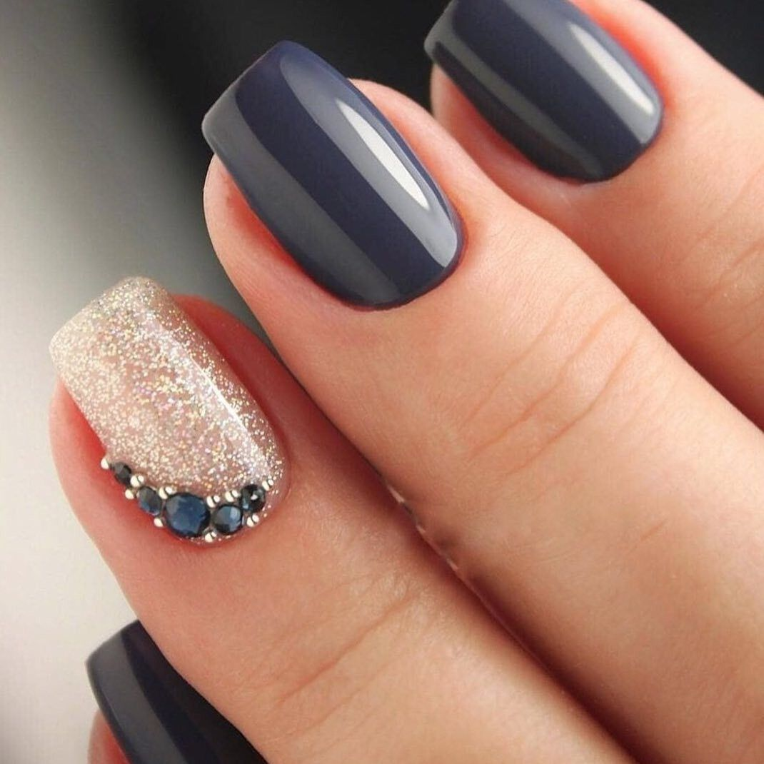 Photo of 50+ Trendy Winter Nail Art Ideas For 2019 –   – #Art #ideas #Nail #trendy #winte…