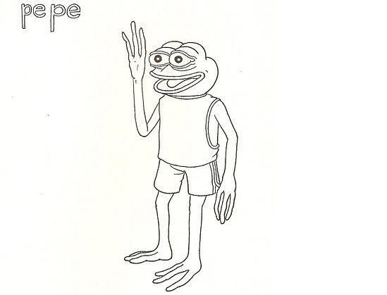 Pin On Pepe Ipad Cases Skins