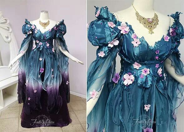 0af58df9e1b0d Royal Spring Faerie Gown (Made by Firefly Path) | Costumes in 2019 ...