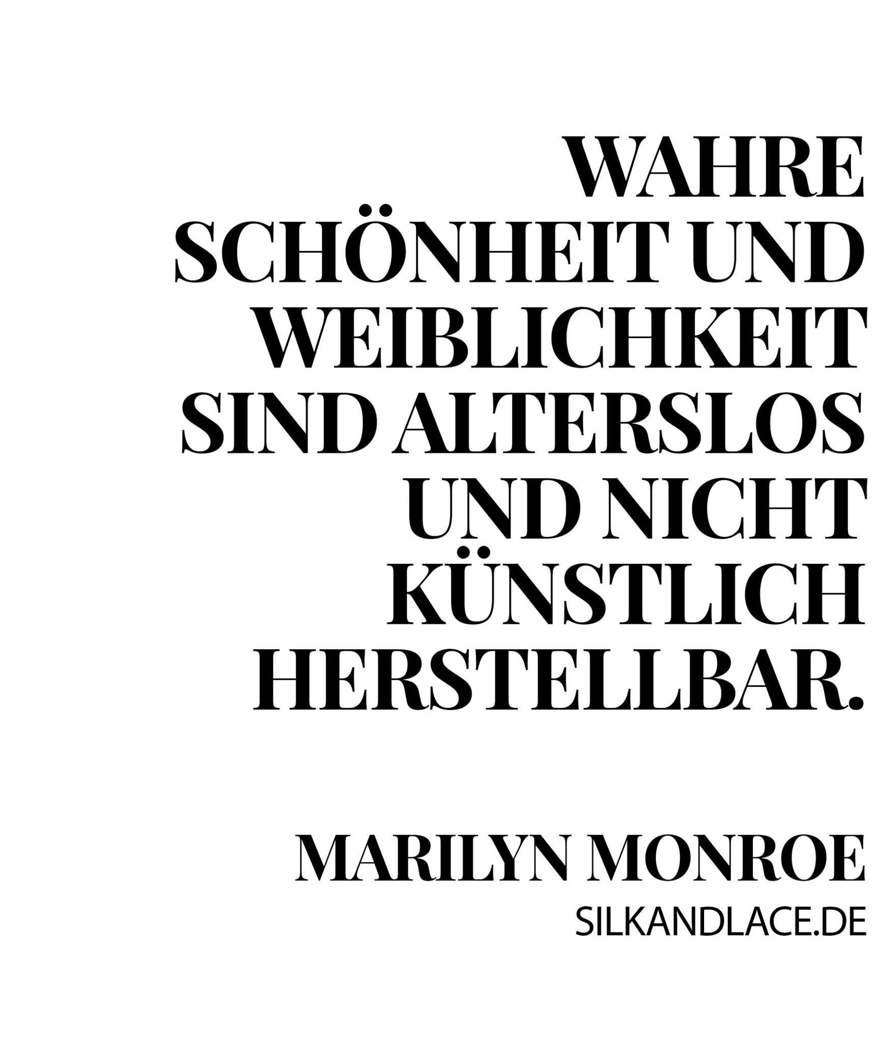 true spruch wahr zitate sch nheit weiblichkeit marilyn monroe. Black Bedroom Furniture Sets. Home Design Ideas