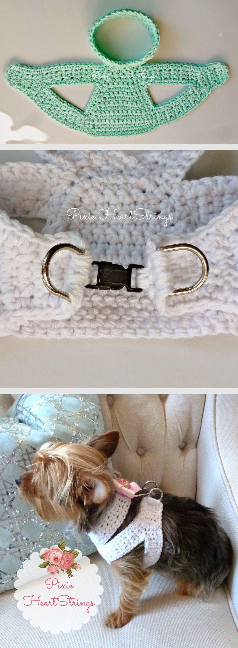 31 Days of Sewing | Mascotas, Tejido y Ganchillo