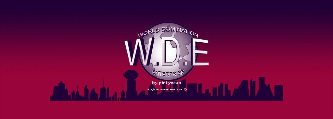 World domination enterprise