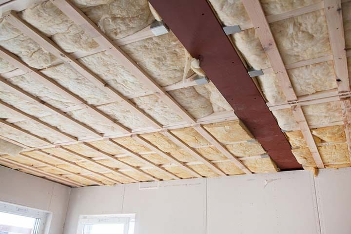 The Definitive Guide To Soundproofing Ceilings Including 7