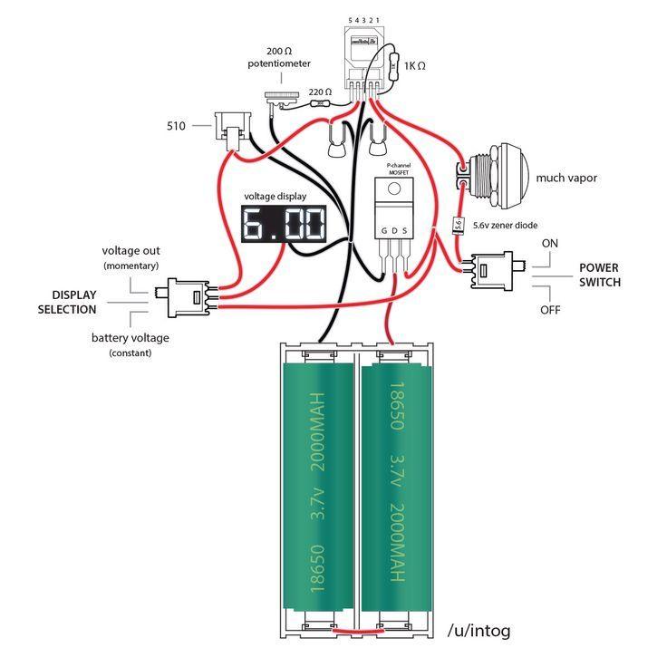 Box Wiring Pot Diagram Mos Fetmod - Basic Guide Wiring Diagram •