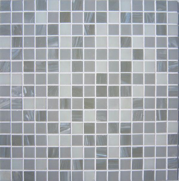 Pates De Verre 2x2 Gris Alicia Mosaique Salle De Bain Ou Carrelage Piscine Gris Mosaique Salle De Bain Salle De Bain Carrelage Piscine