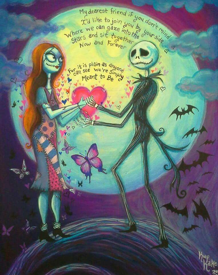 My Dearest friend ; ) Nightmare before christmas