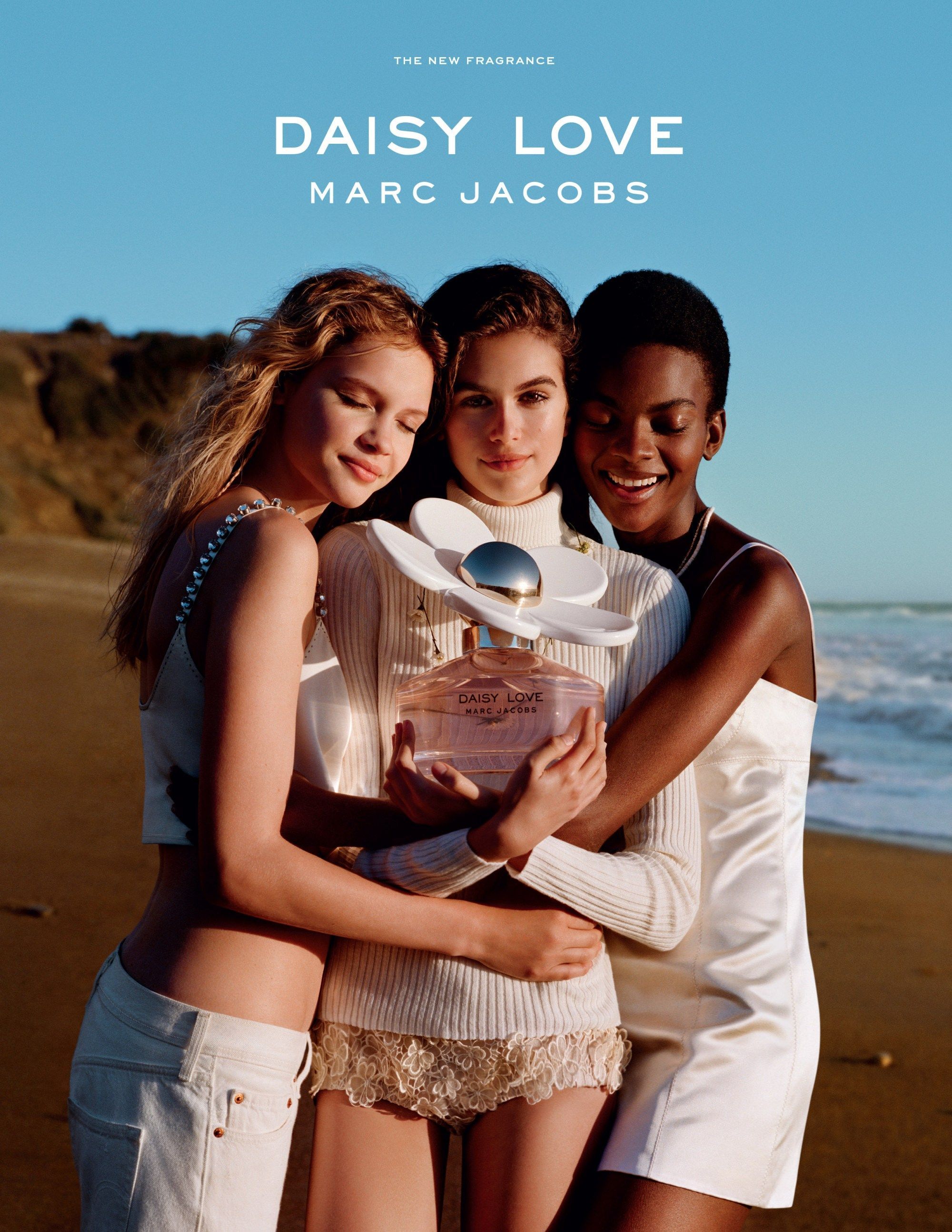 3c20ebef853f Marc Jacobs | beauty campaign | Marc jacobs daisy perfume, Marc ...
