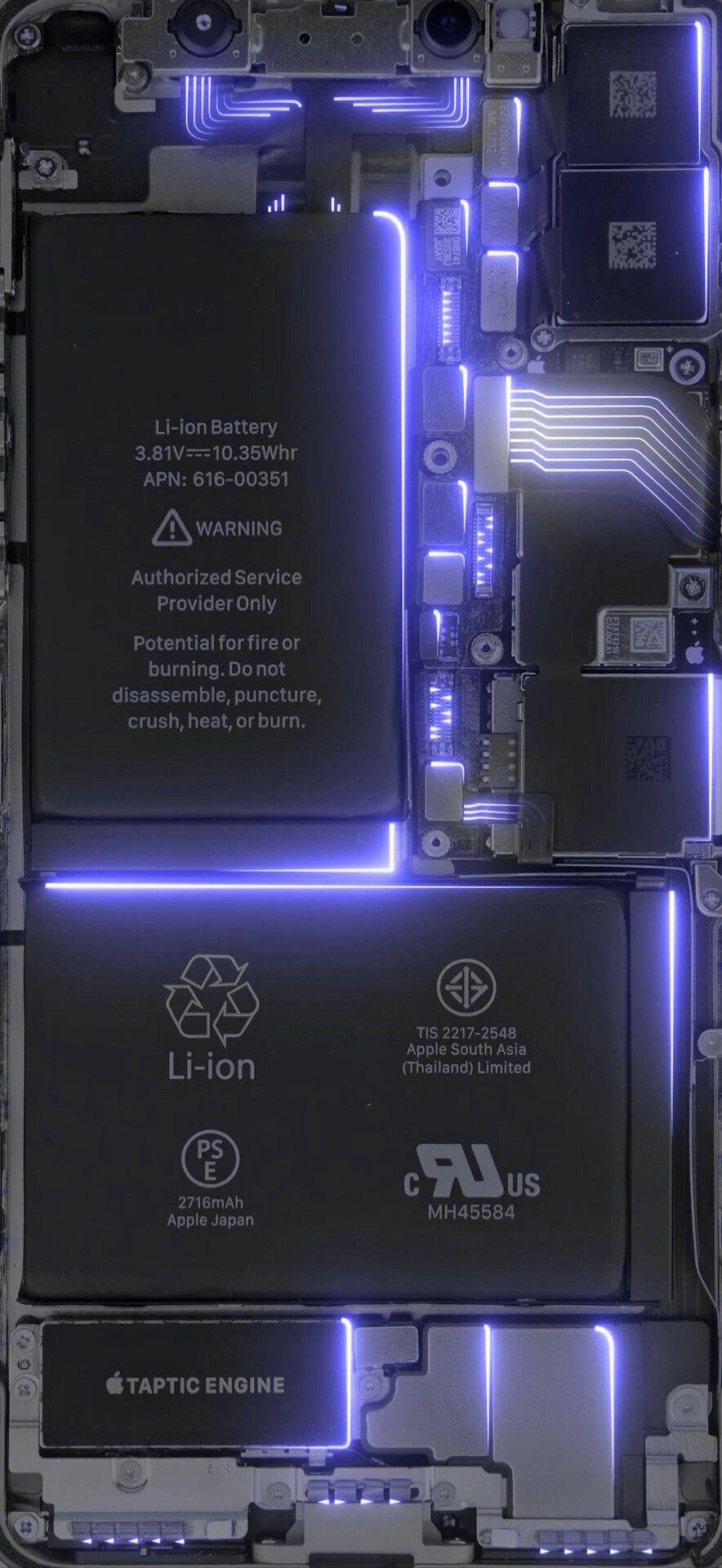 Pin Oleh Danil Revuckij Di Apple Wallpaper Wallpaper Ponsel Teknologi Latar Belakang